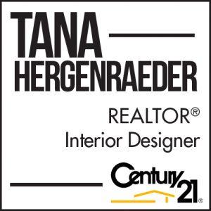 Tana Hergenraeder - Sponsor